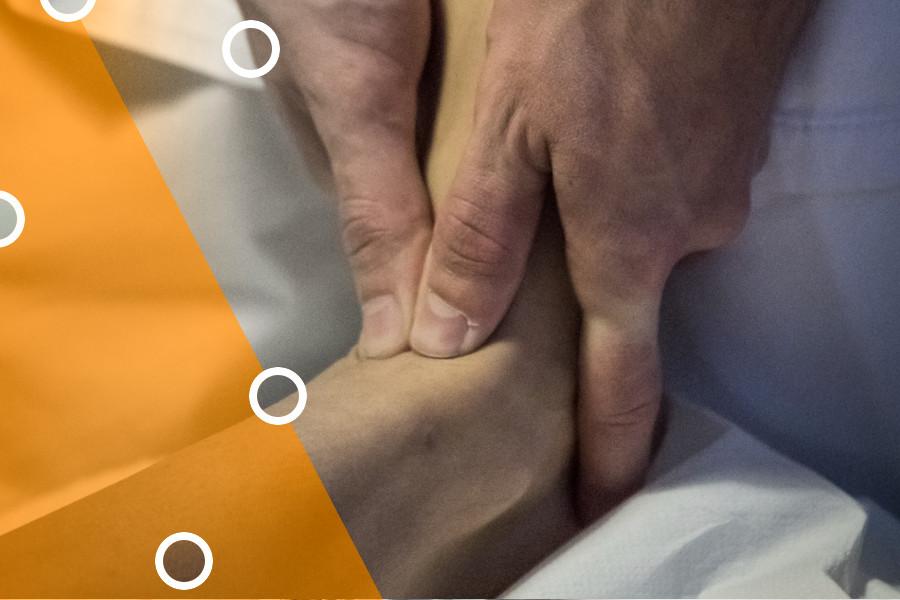 Osteopatia e distorsione alla caviglia
