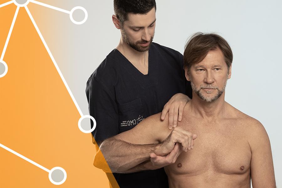 disturbi della spalla